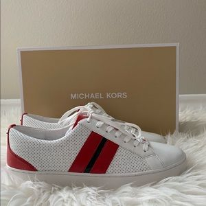 Brand new women's Michael Kors sneakers size 9